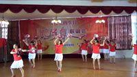 羅江區長虹姐妹舞蹈隊《中國歌最美》慶七一演出 正背面演示及慢速口令教學