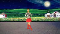 麗倚翠屏廣場舞《天籟之愛》 口令分解動作教學
