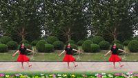 湘姐廣場舞《拉木措戀人》編舞:糖豆廣場舞課堂 原創附教學口令分解動作演示