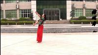 榕城舞魅舞蹈 月落泉 表演 个人版 正背面演示及口令分解动作教学
