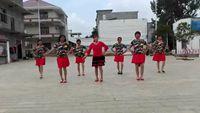 余干大屋舞蹈隊(劉家咀)廣場舞《哥哥妹妹》 原創附教學口令分解動作演示