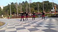 吉美廣場舞 排舞恰恰 表演 正反面演示及分解動作教學