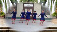 大新東方廣場舞《一晃就老了》 正背面演示及口令分解動作教學和背面演