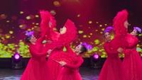 2019春晚厦门站·雨竺酷太太舞蹈队东方红表演团队版 经典正背面演示及口令分解动作教学