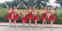 誓言廣場舞《我的蒙古馬》原創編舞 附教學 恰恰風格 正反面演示及分解動作教學