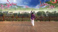 诗人漫步舞蹈【葬花吟】编舞;秦来财;习舞诗人漫步 经典正背面演示及口令分解动作教学