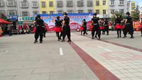 廣場舞 哥哥妹妹 表演 正背面演示及口令分解動作教學