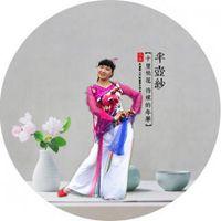 謝春燕原創舞蹈系列《半壺紗》古典紗巾舞個人正面 口令分解動作教學演示