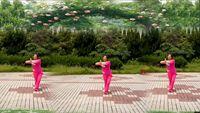 水云月健身舞隊《妹妹比花俏》 正背面演示及慢速口令教學