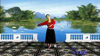 桂華廣場舞《今生相愛》編舞鳳凰六哥 正背面演示及慢速口令教學
