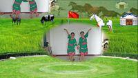 唐山迎迎舞蹈(双人版)《雕花的马鞍》编舞凤凰六哥 完整版演示及口令分解动作教学
