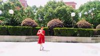 江西美美噠廣場舞【妹妹比花俏】編舞慧慧 口令分解動作教學演示
