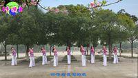 桐鄉悅靚廣場舞《你幸福我才快樂》編舞:雨夜 正反面演示及分解動作教學