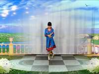 錦瑟舞語廣場舞 雪蓮 表演 正背面演示及慢速口令教學