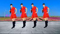 衡水阿梅舞蹈《男人醉女人泪》原创编舞附教学 正背面演示及慢速口令教学