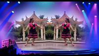 達州舞灬清影廣場舞 北江美 表演 個人版附正背面口令分解教學演示