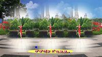 安徽香香廣場舞《中國歌最美》編舞:慧慧 經典正背面演示及口令分解動作教學