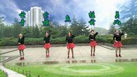 1314舞蹈《神奇草原》编舞:hehe+附正背面口令分解教学演示