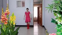 河南辣舞廣場舞 哥哥妹妹 表演 個人版 原創附教學口令分解動作演示