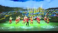 2019年春晚厦门站·小五和平舞蹈队格桑梅朵表演团队版 完整版演示及分解教学演示