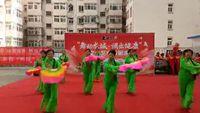 左左快樂廣場舞《大辮子》 原創附教學口令分解動作演示