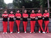 誓言廣場舞《一物降一物》原創編舞 附教學 健身舞 經典正背面演示及口令分解動作教學