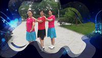 上海姐妹廣場舞《你幸福我才快樂》 完整版演示及分解教學演示