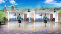 清盈百合廣場舞-原創-32步-《哥哥妹妹-》 正反面演示及分解動作教學