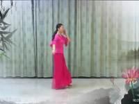 春風秋雨廣場舞 半壺紗 表演 正背面演示及口令分解動作教學和背面演