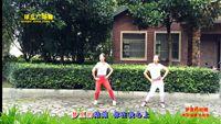 琼儿舞蹈《梦里的姑娘》顶胯  编舞:杨丽萍 正背面口令分解动作教学演示