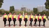 美久舞蹈《相信我没有错》迷人恰恰舞附导师教学附正背面口令分解教学演示