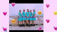 廣州春姐陽光舞蹈隊《最幸福的人》原創編舞附教學 附正背表演口令分解動作分解教學