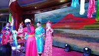 玉米舞蹈《烤全羊仪式》表演 陈王子 曹王妃 口令分解动作教学演示