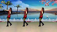 安化艾艾廣場舞《向上攀爬》 完整版演示及分解教學演示