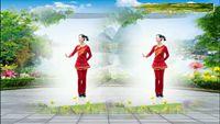 焦作玉紅廣場舞【哥哥妹妹】32步 編舞:楊麗萍 正背面演示及慢速口令教學