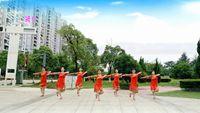樟樹星河舞蹈隊《今生相愛》編舞:鳳凰六哥 正反面演示及分解動作教學