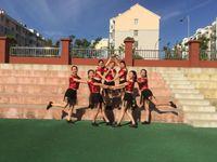 凤阳茉莉舞蹈《一起摇摆》 经典正背面演示及口令分解动作教学