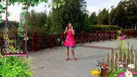 山東寧靜廣場舞《納西情歌》大梅 原創附教學口令分解動作演示