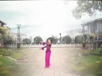 江西舞月儿舞蹈 月落泉 表演 正背面演示及慢速口令教学