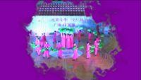 會昌縣全民健身日廣場舞展演《中國歌最美》 口令分解動作教學