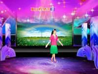 曉菲廣場舞 北江美 表演 正背面演示及慢速口令教學