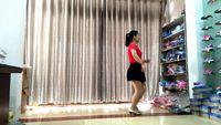 金社晓晓舞蹈《闯码头》 完整版演示及口令分解动作教学