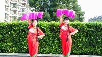 沅陵鶯歌廣場舞《大辮子》編舞:楊麗萍 正背面口令分解動作教學演示