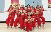 誓言廣場舞《歡樂的跳吧》原創編舞 附教學 經典正背面演示及口令分解動作教學