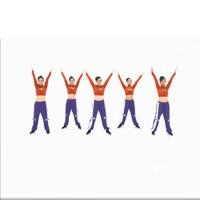 【2018青春无极限系列】深圳花儿广场舞 中国很赞 正背表演与动作分解 团队版附正背面口令分解教学演示