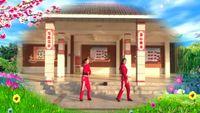 凤阳茉莉舞蹈《月亮之上》爵士舞 正背面口令分解动作教学演示