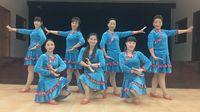 誓言廣場舞《雪原雄鷹》原創編舞附教學 蒙古舞附正背面口令分解教學演示