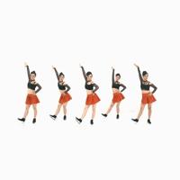 【2018青春无极限系列十一】深圳花儿广场舞 你的样子 正背表演与动作分解 团队版 口令分解动作教学