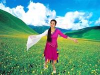 錦瑟舞語-藏族舞《為你等待》編舞:王梅 正反面演示及分解動作教學
