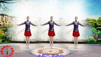 建群村廣場舞單人水兵舞《北風吹又吹》編舞一蓮2017年最新廣場舞帶歌詞 完整版演示及口令分解動作教學